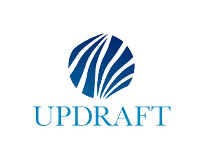 UPDRAFTのロゴマーク